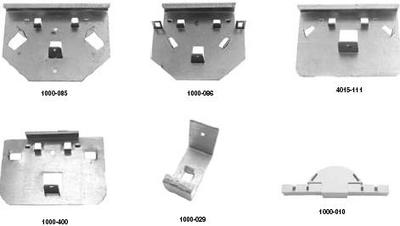 Above Ground Pool Footplates