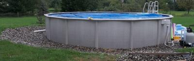 Level Pool Installed