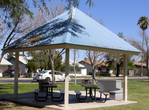 Picnic Shade Structure