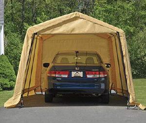 ShelterLogic Round Style Instant Garage