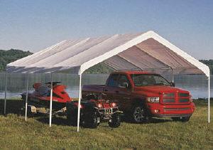 ShelterLogic House Style Instant Garage