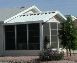 Awning Structures