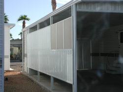 awning shade screens