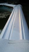 top rail