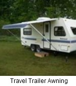Travel Trailer Awnings