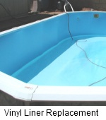 Vinyl Liner Replacement