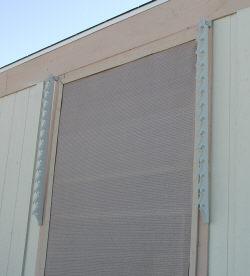 window awning stringers