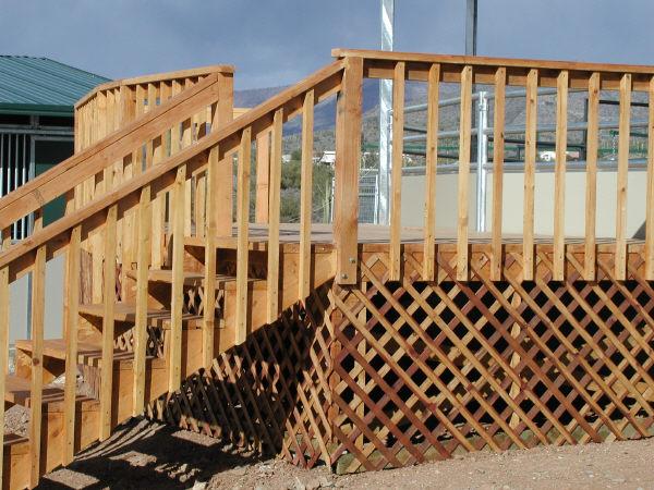 restore a deck