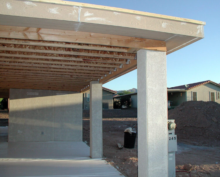 How To Build Wood Awnings