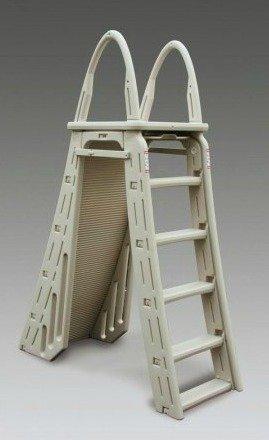 A Frame Pool Ladder