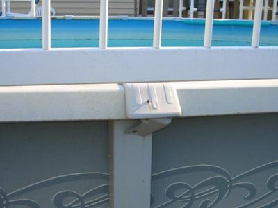 Above Ground Pool With Fencing