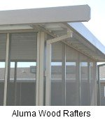 alumawood rafters