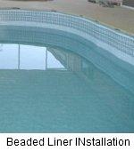 Beaded Liner Installation