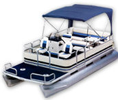 Pontoon Bimini Top