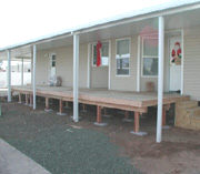 awning deck