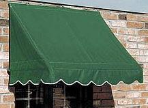 Fabric Window Awning