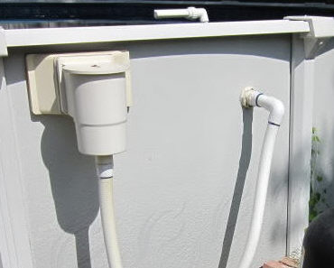 flex pvc plumbing for above ground pool