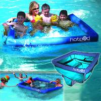 Hot Pod Pool Spa