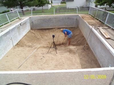 In Ground Vinyl Pool