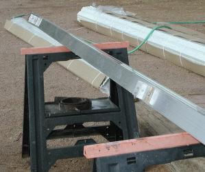 aluminum post brackets