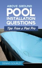 Above Ground Pool Installation Questions Kindle Cover