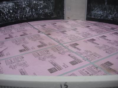 Foam Base For Pool Liner
