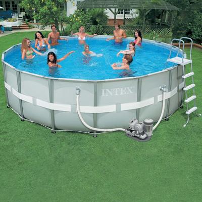 Image Gallery Intex Pools