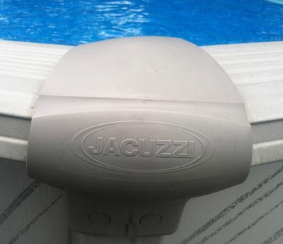 Jacizzi Pool Top Cap