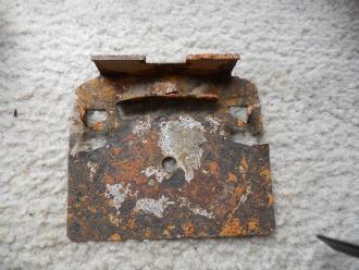Jacuzzi Bottom Plate