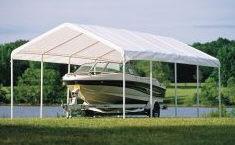 10 Leg Outdoor Shade Canopy
