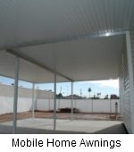 Mobile Home Awning