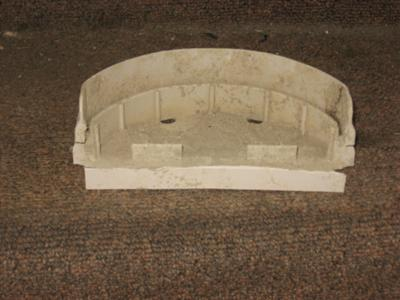 Ovation Foot Plate