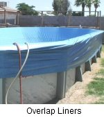 Overlap Liners