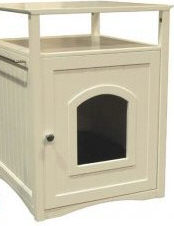 Side Table Pet House