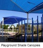 Playground Shade Canopies