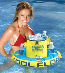 cool float beverage cooler