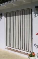 Roll-up window shade