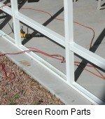 screen room part