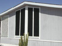 custom shade screens for mobile home
