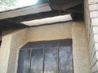 shade screen in skylight