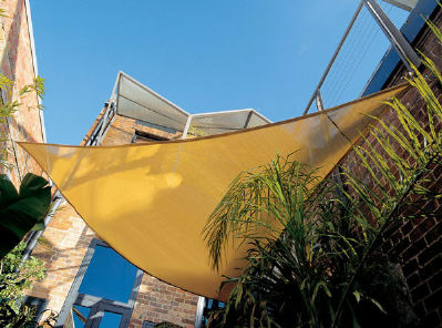Triangle Shade Sail