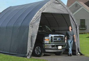 ShelterLogic Instant Garage