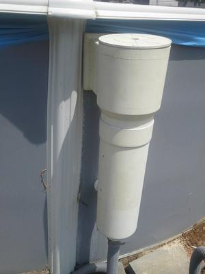 Above Ground Pool Skimmer Filter