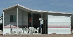 park model shed
