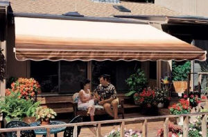 Sunsetter Pro Motorized Awning