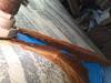 Rusted Pool Wall Split