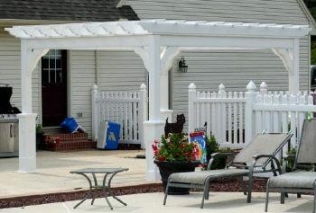 vinyl patio cover