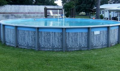 What Model Is My Doughboy Pool