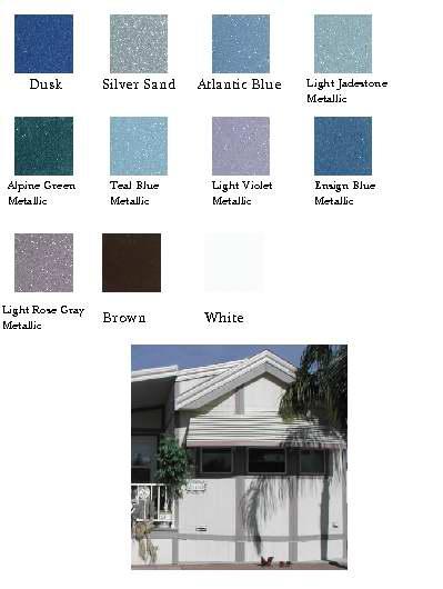 flex pan colors
